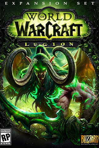 WoW: Legion 0.2.0.24015 old
